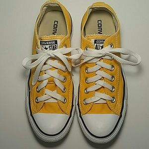 CONVERSE ALL STAR GOLDEN YELLOW SIZE 7M